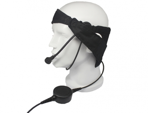 Single-ear tactical headset