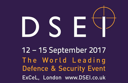 Waiting for your coming DSEI in UK!Stand no:N8271