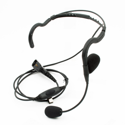 Single ear super light headset