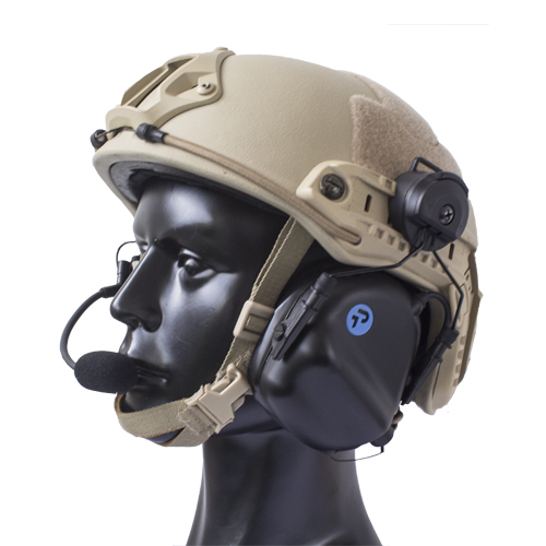 DF-3 Fast type tactical hearing protector