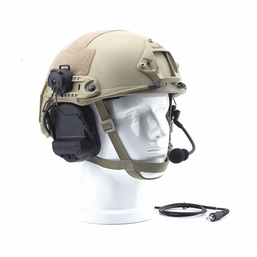 DF-5 Fast type tactical hearing protector